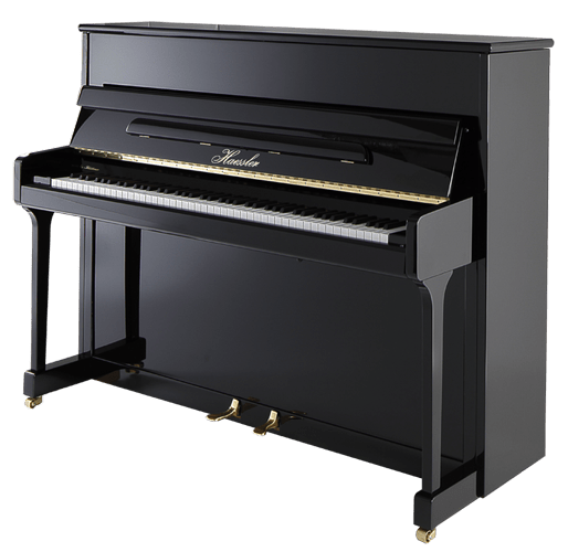 Pianina Haessler model H 115